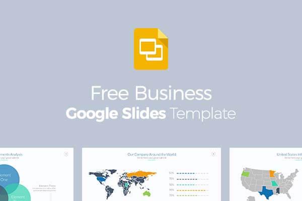 Free Business Google Slides Template