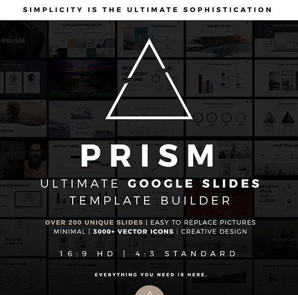 Google Slides Theme