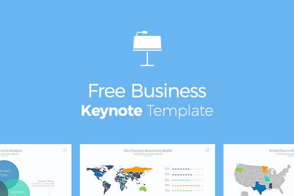 free business keynote template - createdlouistwelve, Powerpoint templates