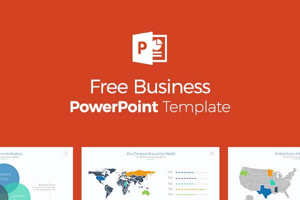 Free Business Powerpoint Templates Professional And Easy To Edit