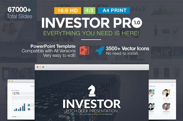 free and premium professional powerpoint templates, Modern powerpoint