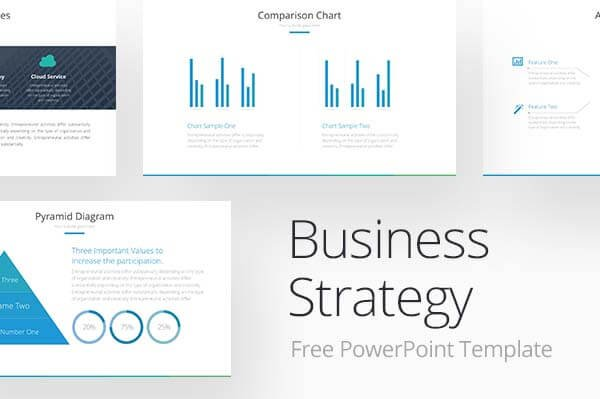 Free PowerPoint Templates - Free Business Strategy PowerPoint