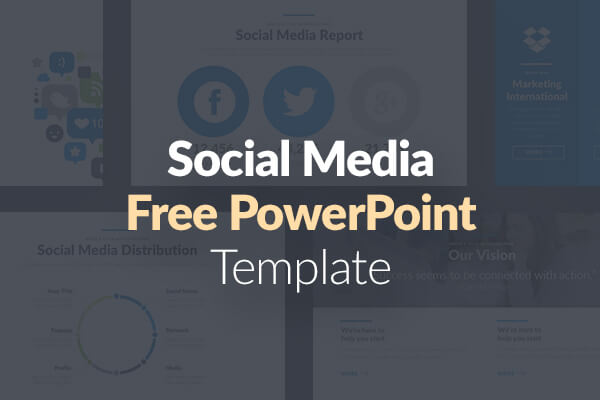 free powerpoint templates - Free Social Media Powerpoint Templates