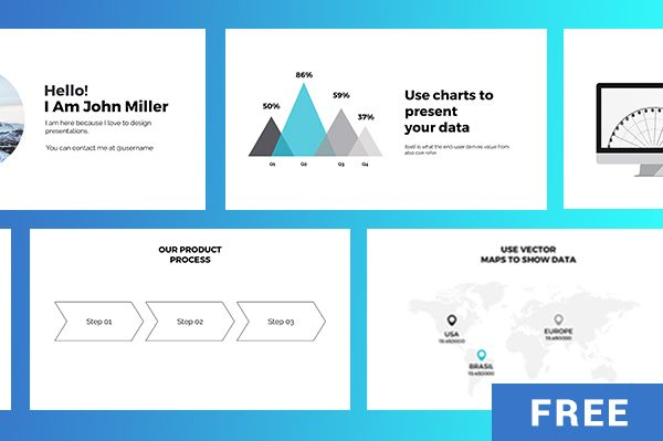22 Free PowerPoint Slides for the Perfect Business Strategy