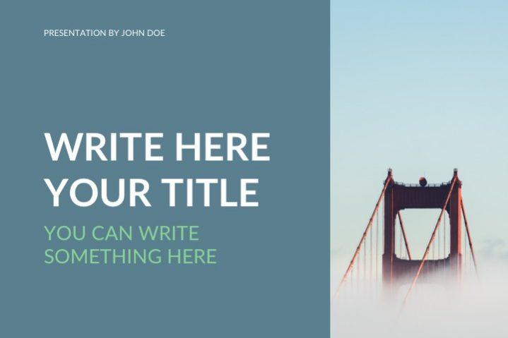 Free PowerPoint Google Slides Theme