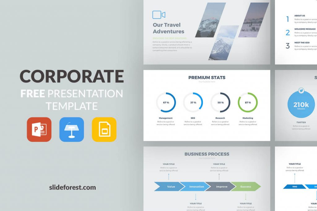 Best free Google powerpoint templates