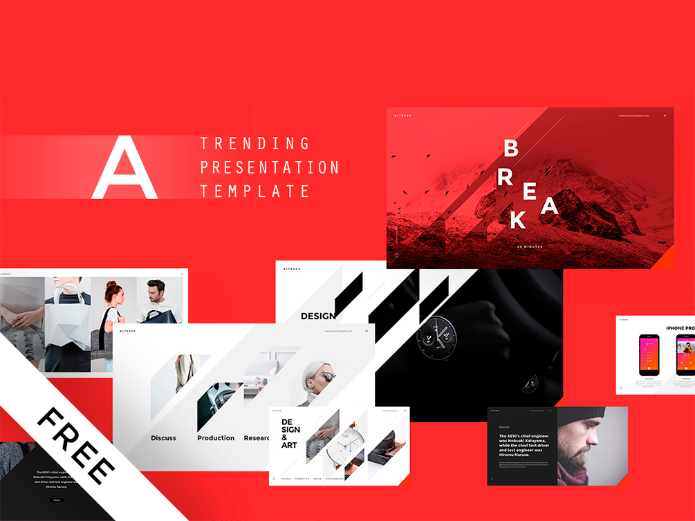The 86 Best Free Powerpoint Templates to Download in 2019