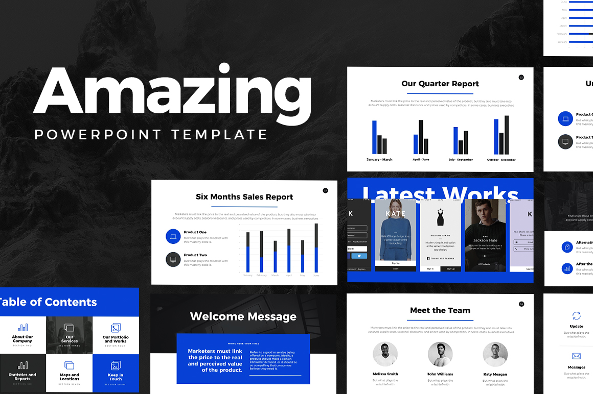 amazing powerpoint templates free images - templates example free, Modern powerpoint