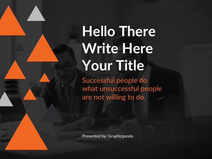 Company Profile 2 Best PowerPoint Keynote Google Slides Template 01