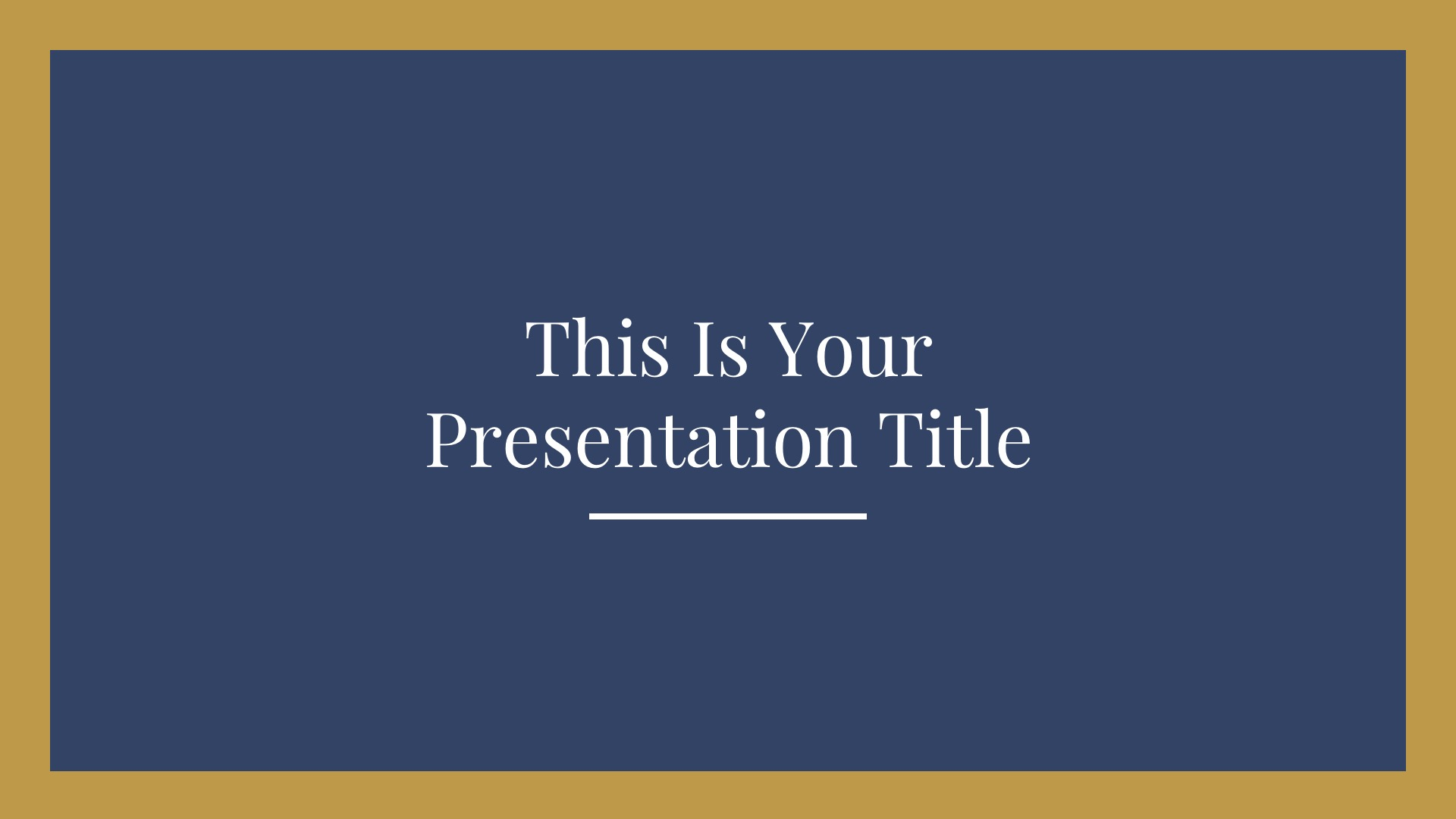 Powerpoint Template Themes from graphicpanda.net