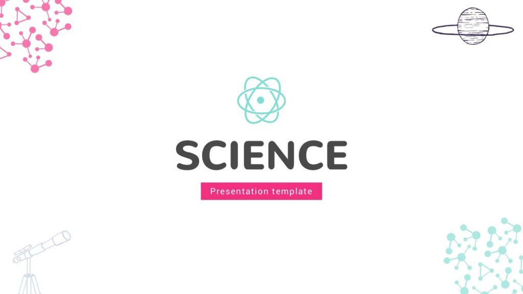 Science Google PowerPoint Template