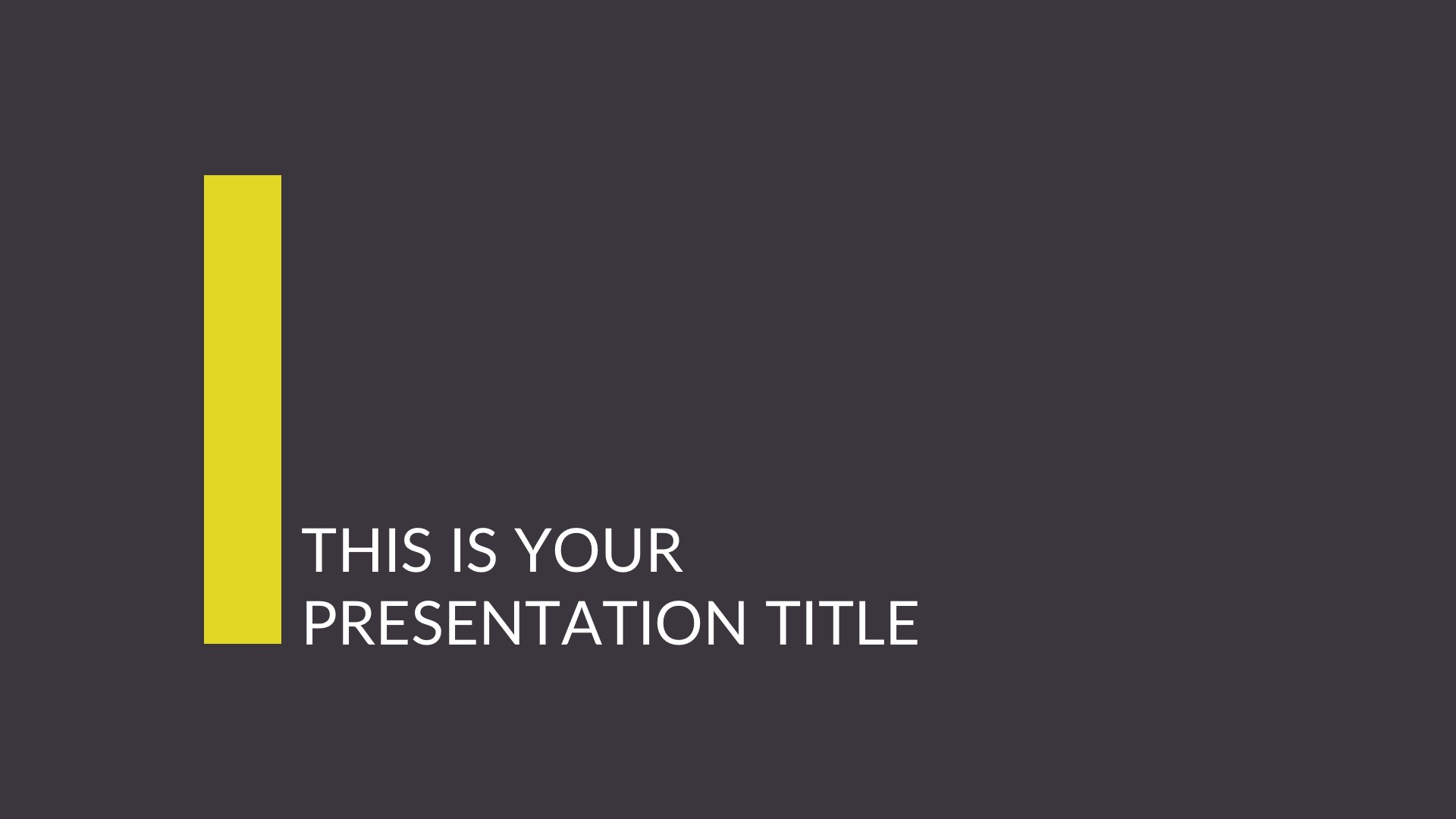 Business proposal free google slides powerpoint and keynote template toneelgroepblik