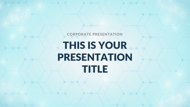 Delta Medical PowerPoint Template, Google Slides, Keynote