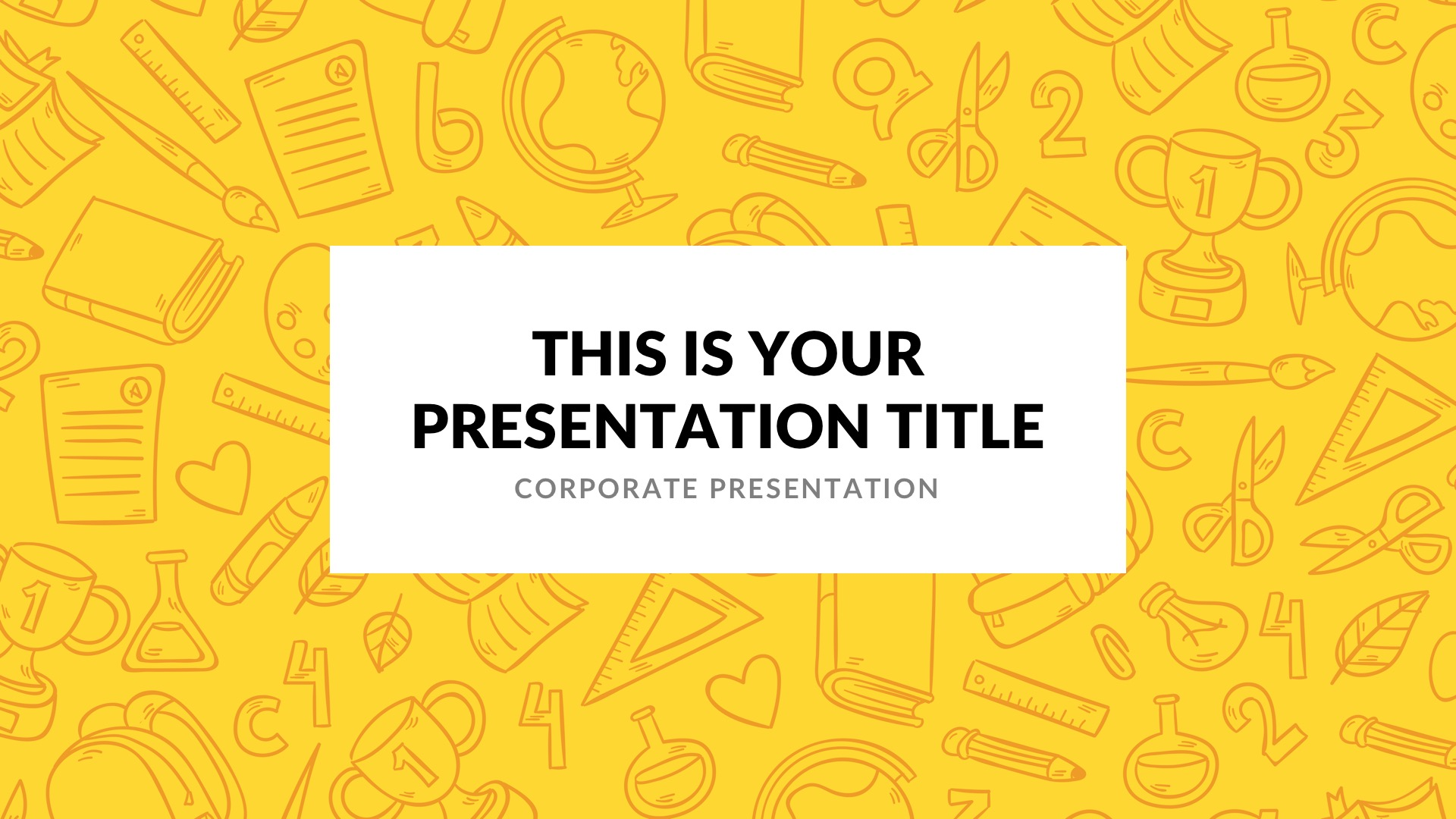 50 Free Google Slides Themes For Teachers Powerpoint Keynote
