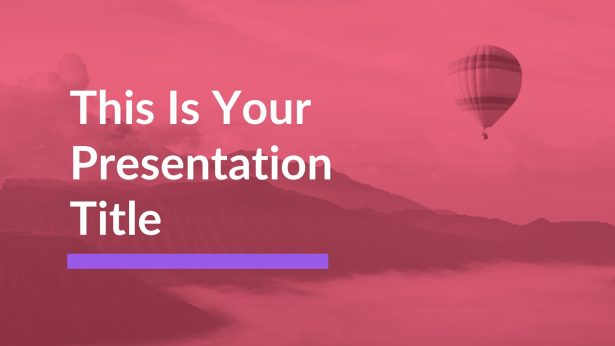 Stylish Free PowerPoint Template, Keynote Theme, Google Slides