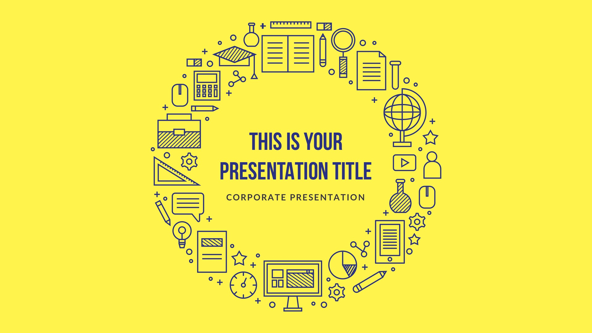 Uni Free PowerPoint Template, Google Slides, Keynote