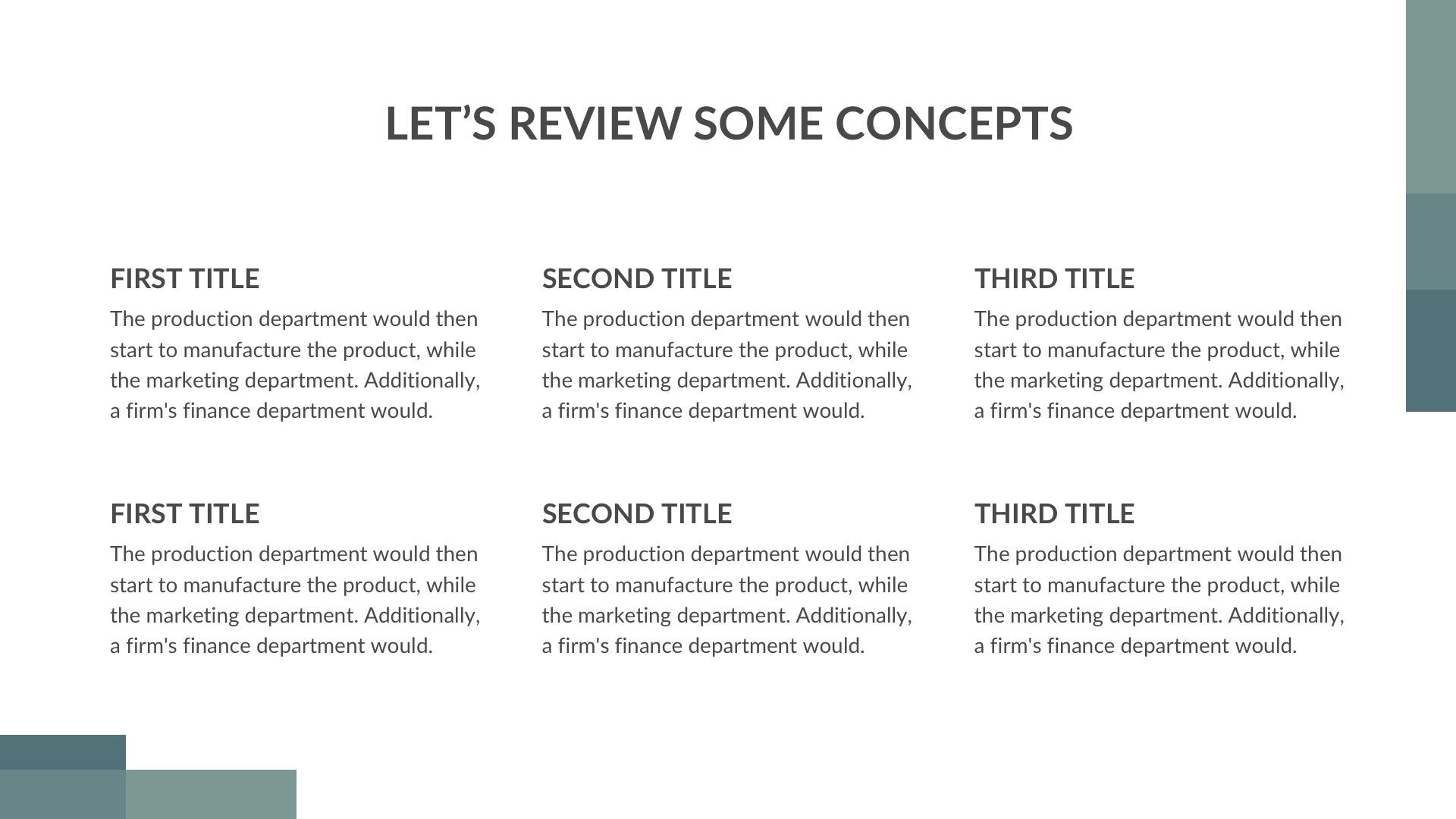 Porto Free PowerPoint Template, Google Slides, Keynote Themes