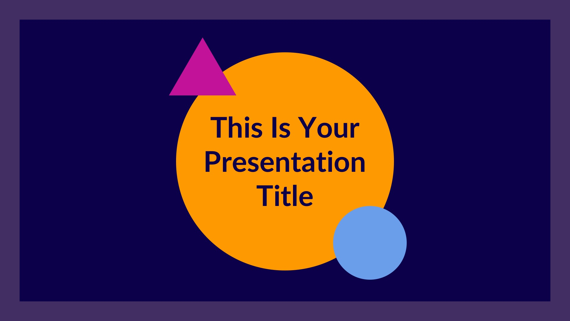 google doc powerpoint templates - jupiter free powerpoint templates google slides and