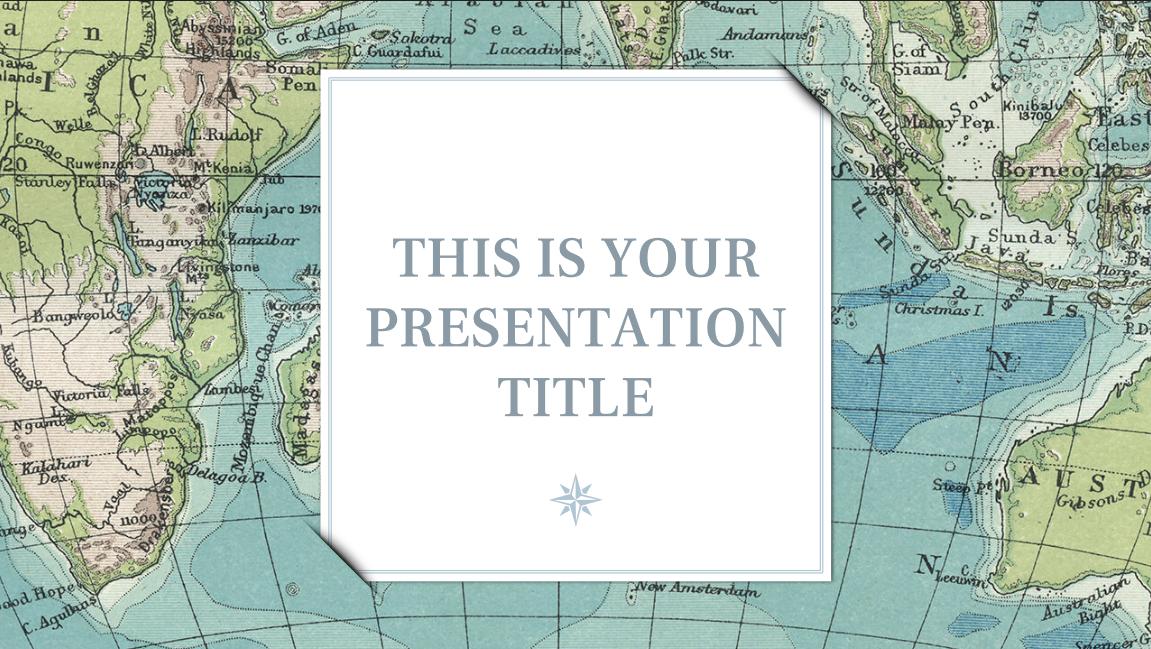 Dion Presentation Template