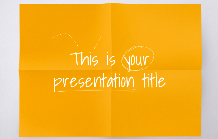 Trinculo Presentation Template