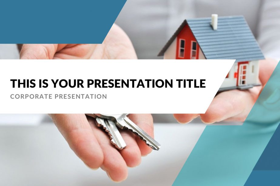 Generic Real Estate Free PowerPoint Template, Google Slides, Keynote