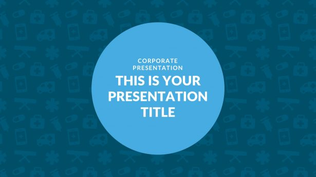 Health Medical PowerPoint Template, Google Slides, Keynote