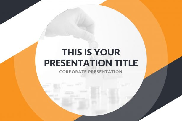 Intense Real Estate Free PowerPoint Template, Google Slides, Keynote