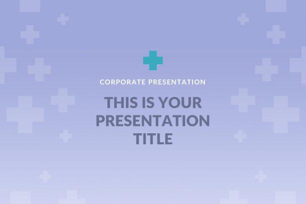 Omega Medical PowerPoint Template, Google Slides, Keynote