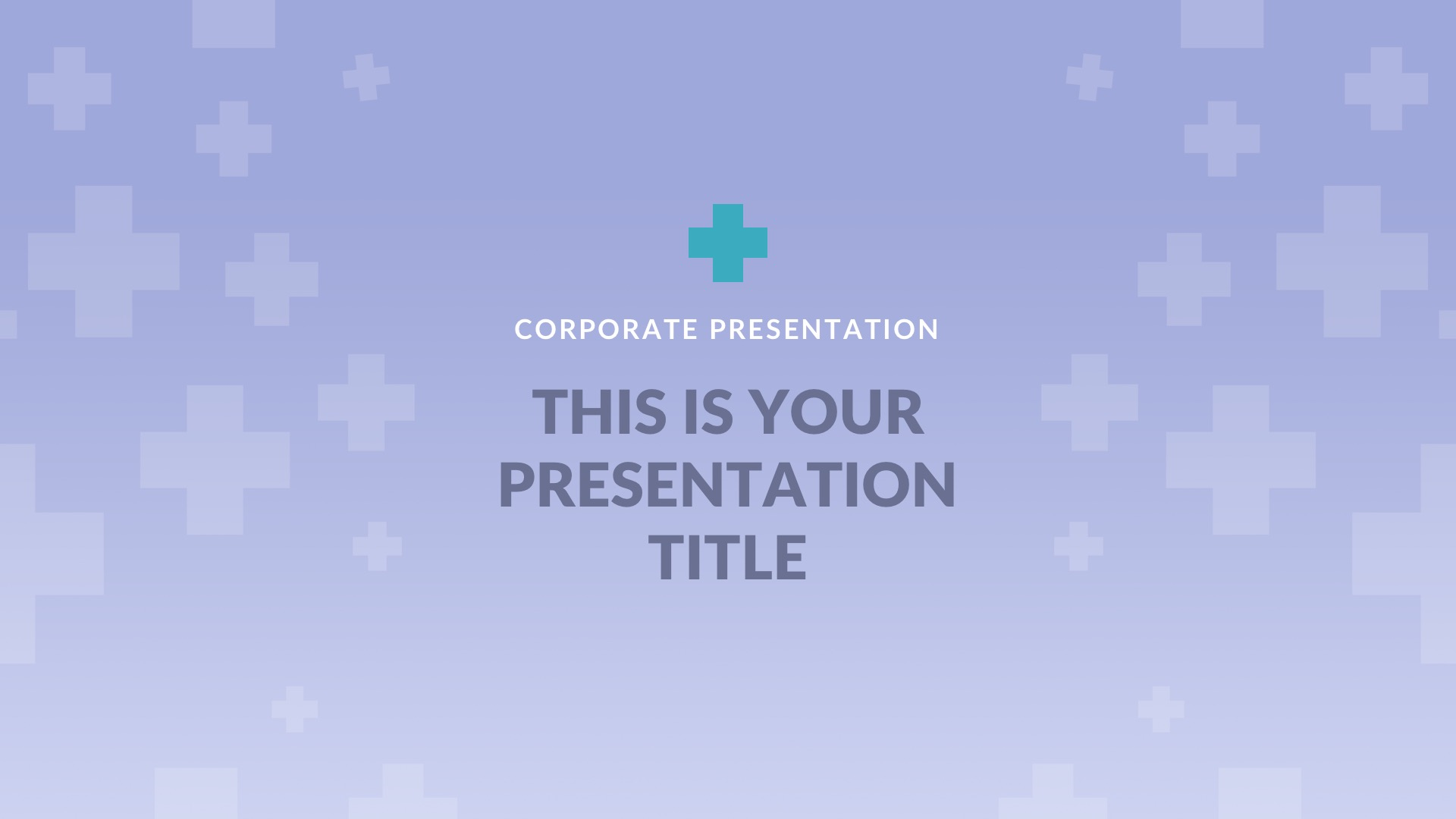 Omega Medical PowerPoint Template, Google Slides, Keynote