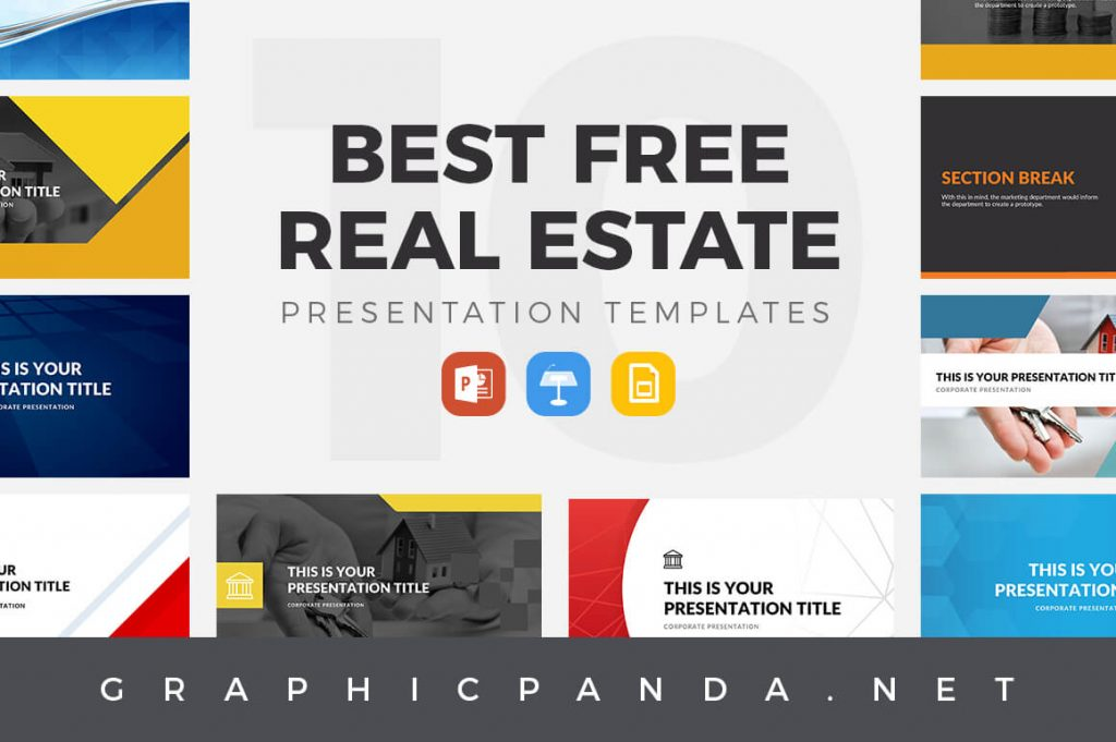 10 Best Free Real Estate PowerPoint Templates, Keynote, Google Slides