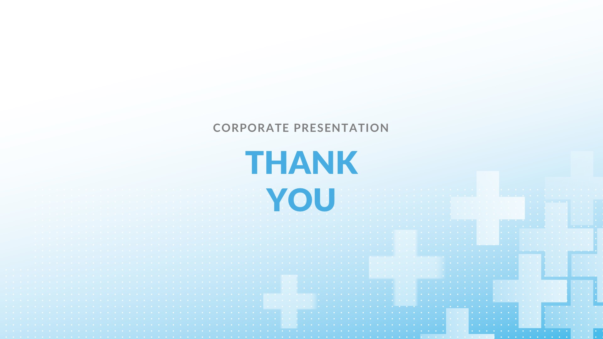 Clinic Medical PowerPoint Template, Google Slides, Keynote