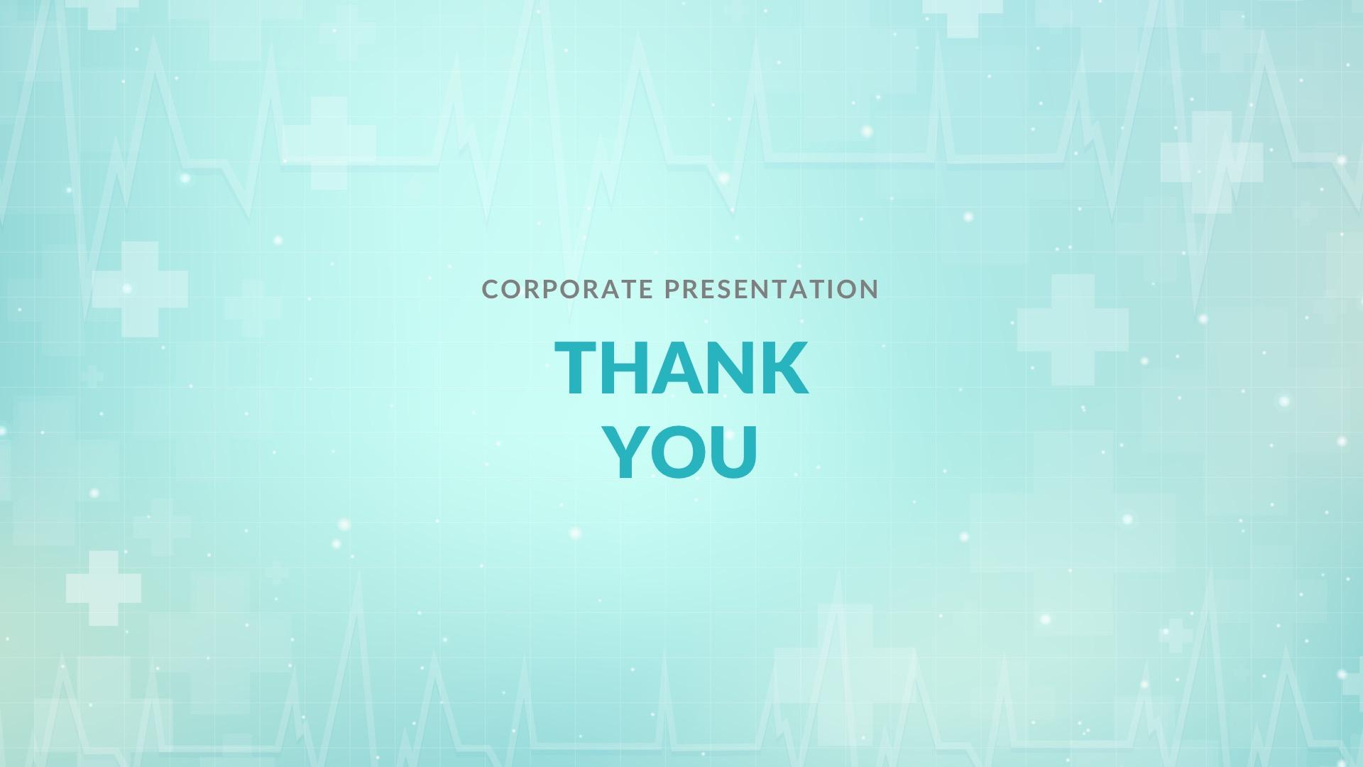 Hospital Medical PowerPoint Template, Google Slides, Keynote