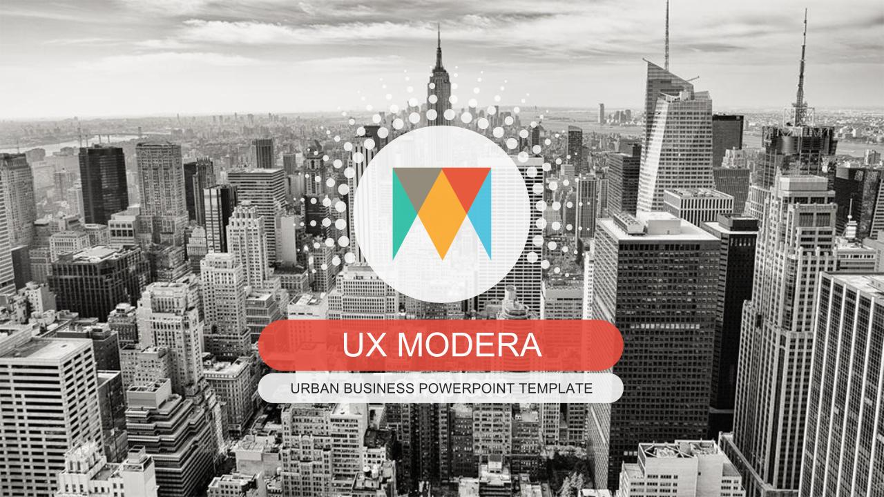 Modera Google Slides Presentation Template