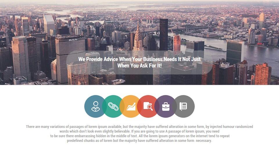 PRO Multipurpose Google Slides Presentation Template