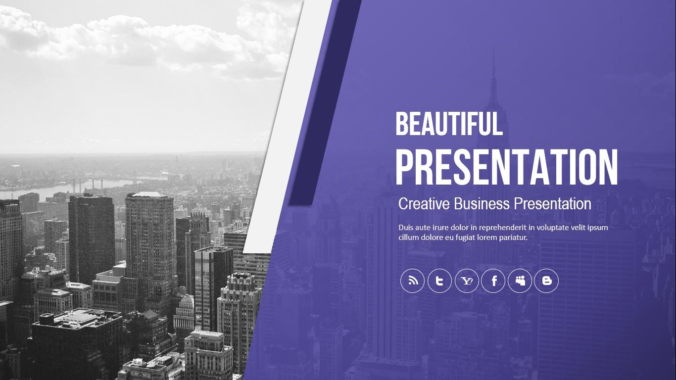 Promo Vol.1 - Google Slides Templates