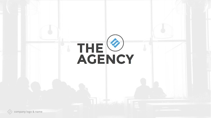 The Agency - Modern Keynote Template