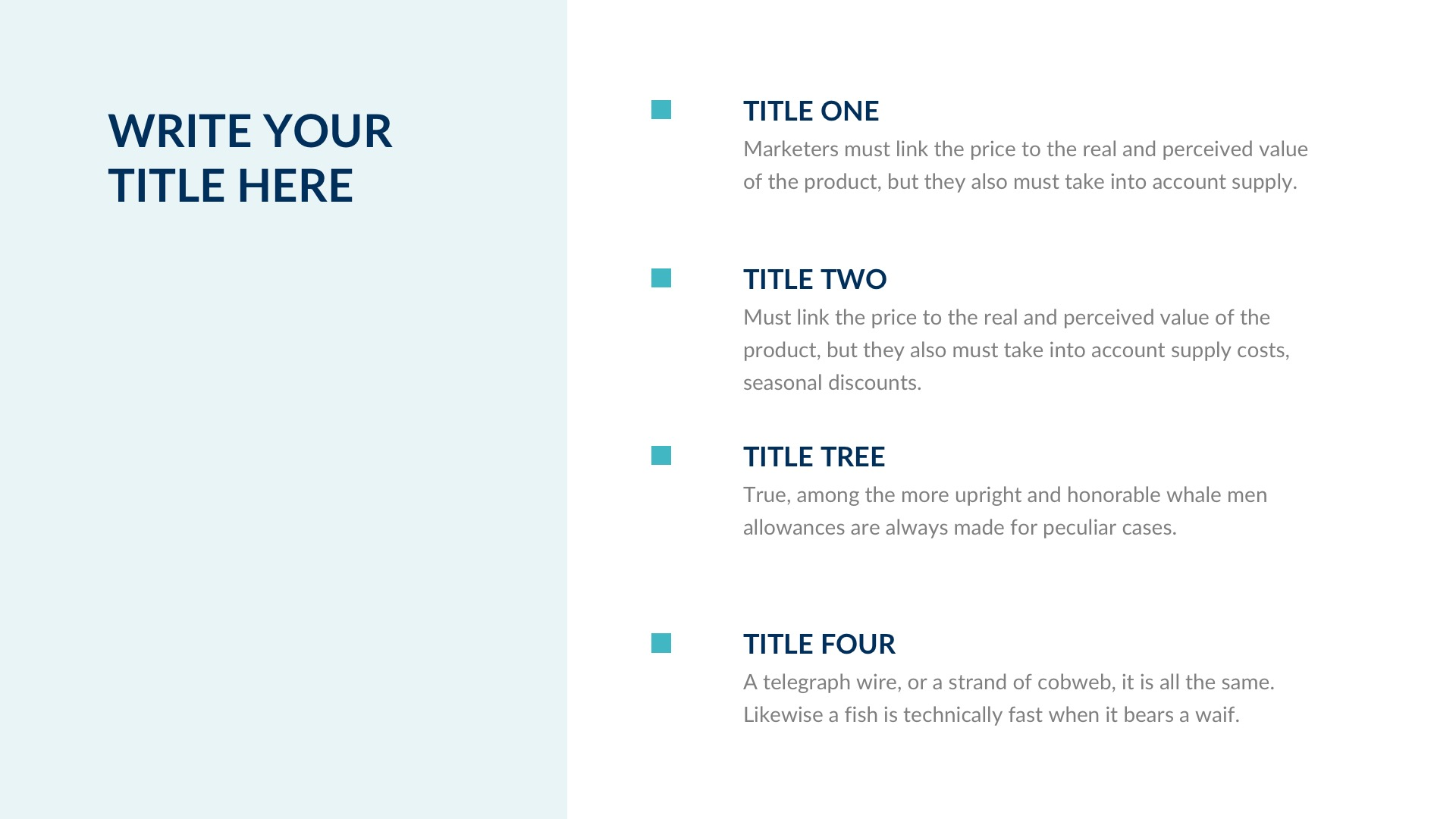 Corp Business Free PowerPoint Template, Keynote Themes, and Google