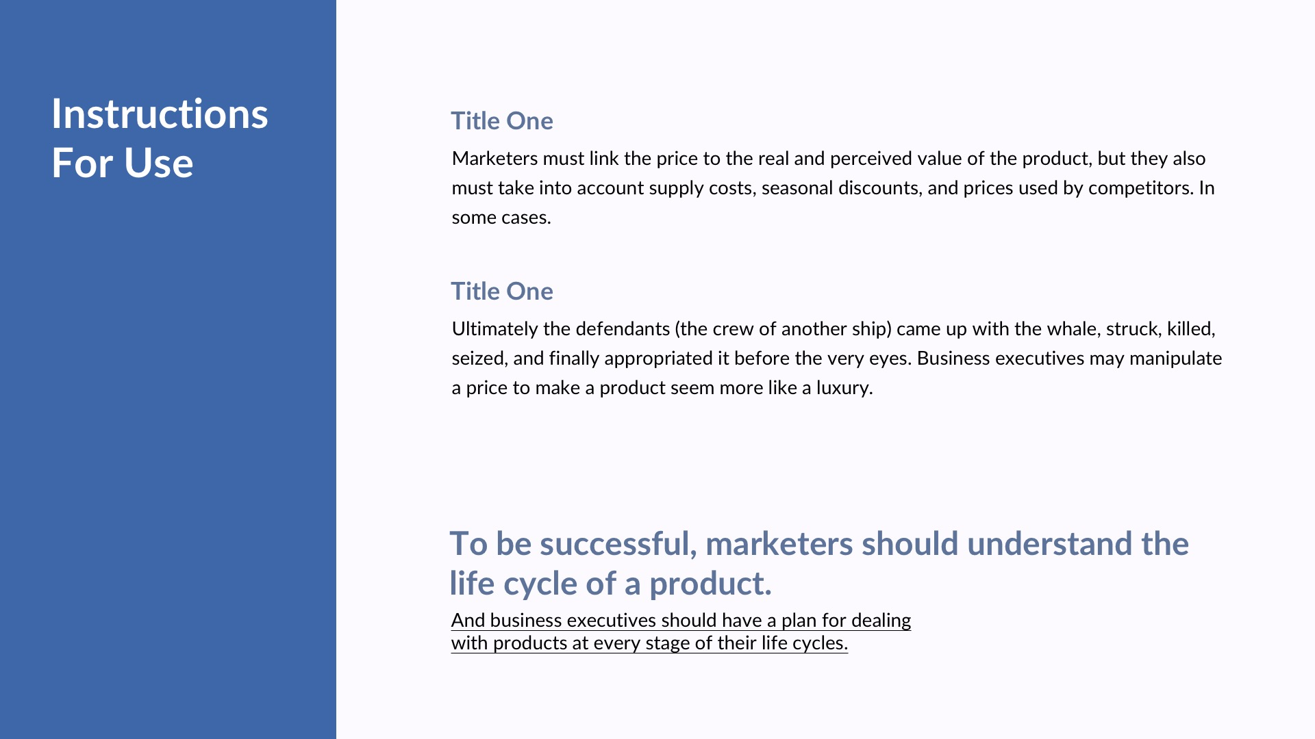 Millenium Business Free PowerPoint Template, Keynote Theme, Google Slides