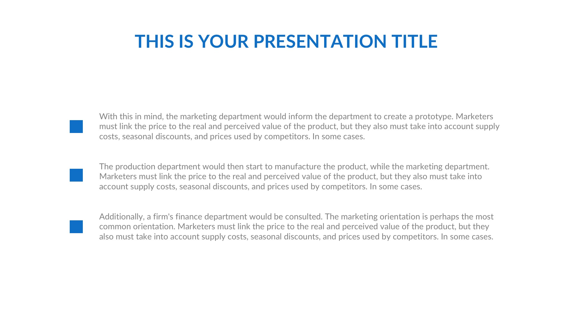 Top Business Free PowerPoint Template, Keynote Theme, Google Slides