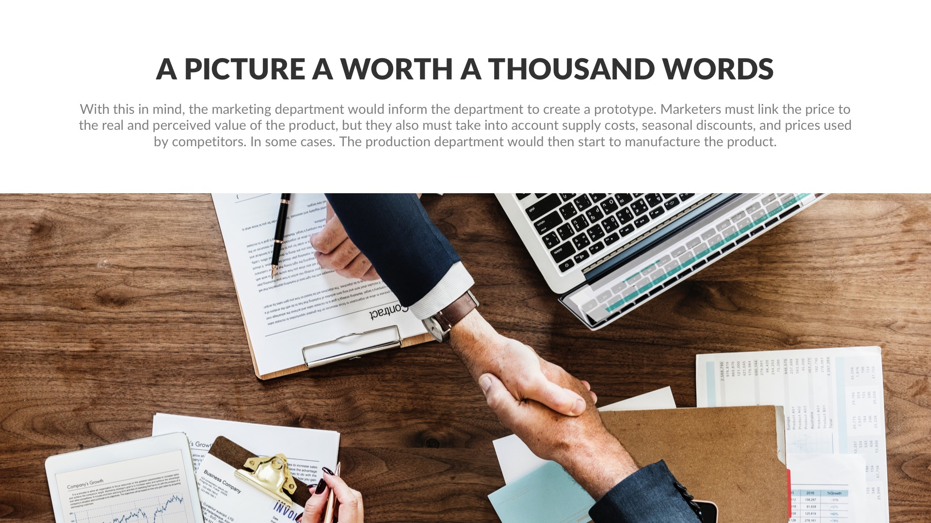 ProSimple Business Free PowerPoint Template, Keynote Theme, Google Slides