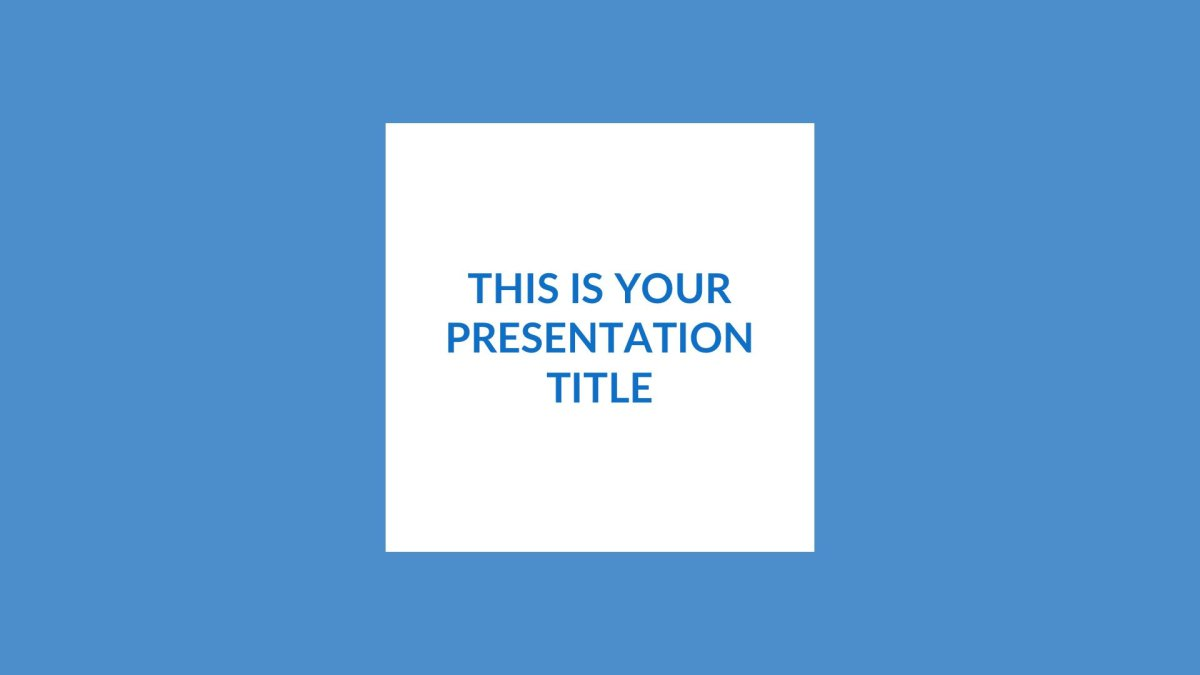 Top Business Free PowerPoint Template