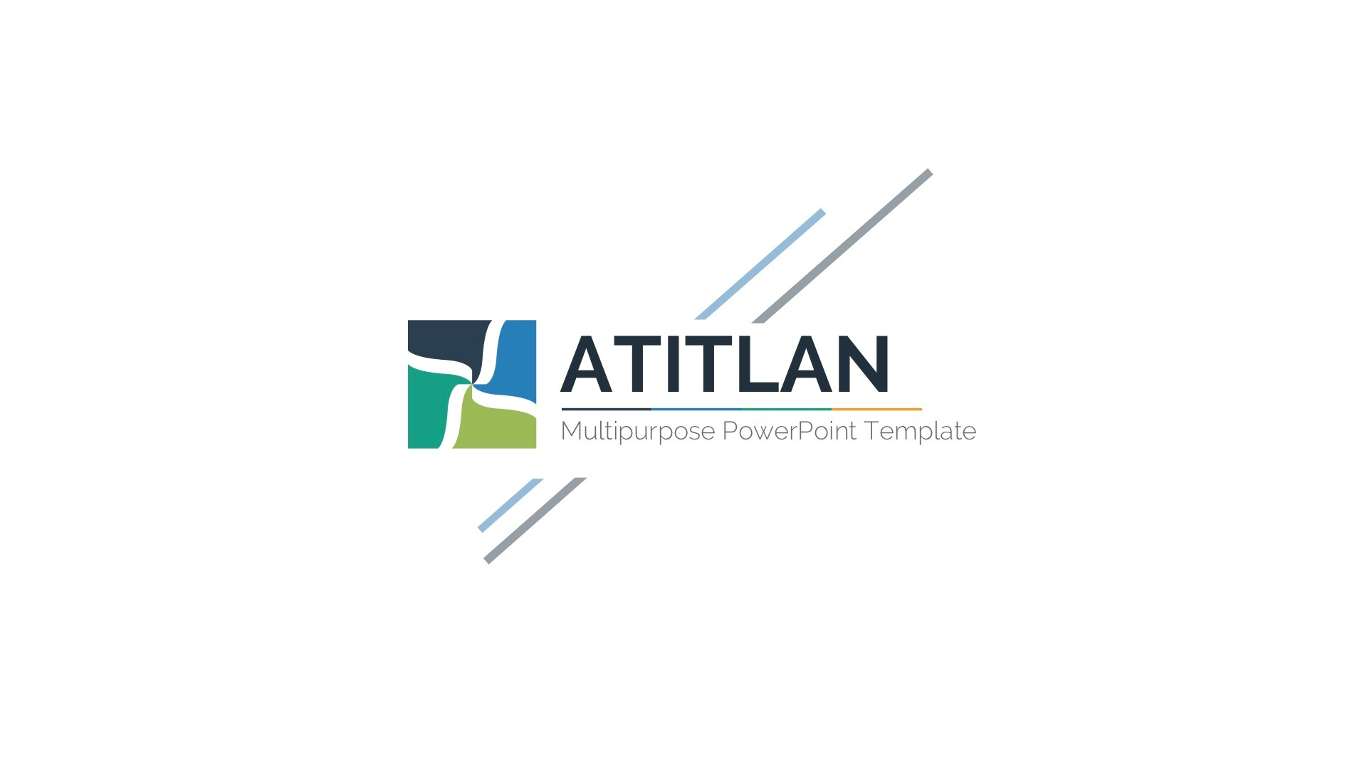 Atitlan PowerPoint Template