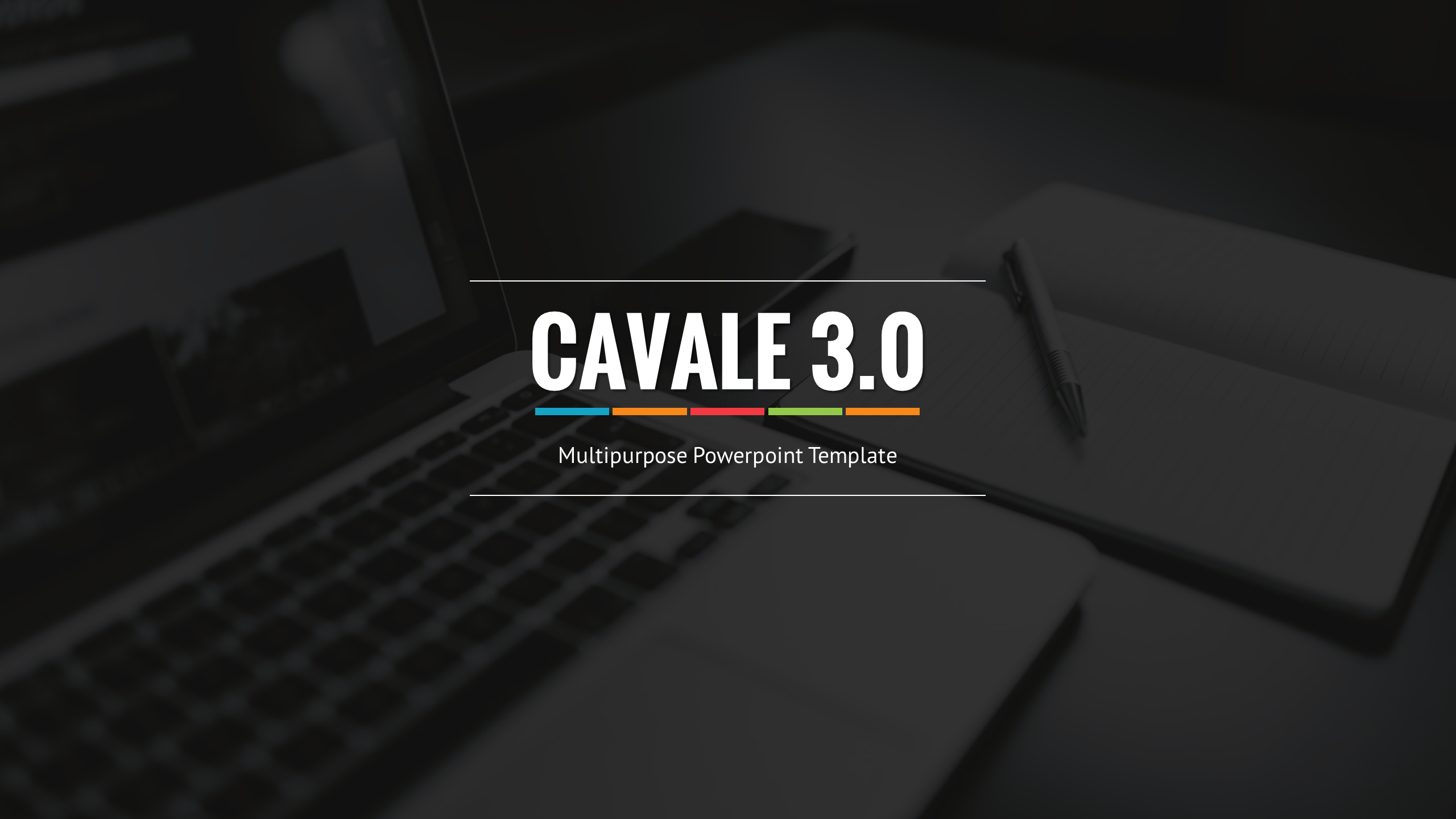Cavale PowerPoint Template