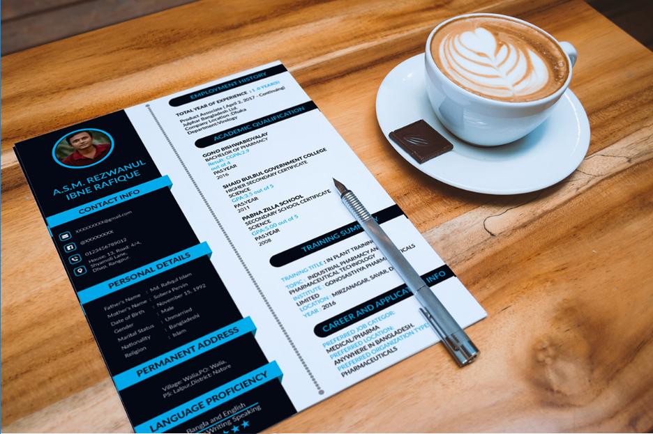 Free Resume Templates (AI)