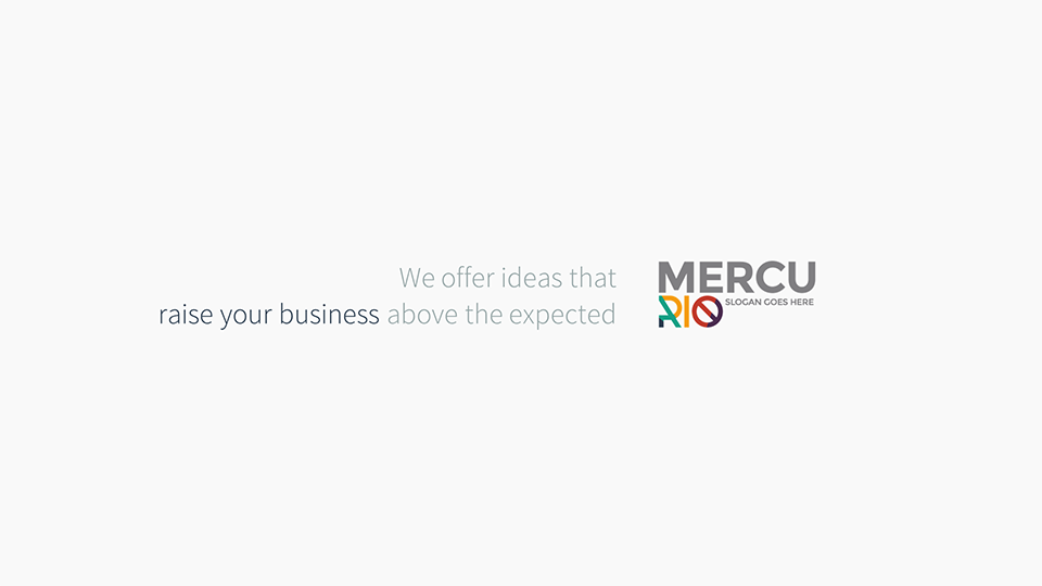 Mercurio PowerPoint Template