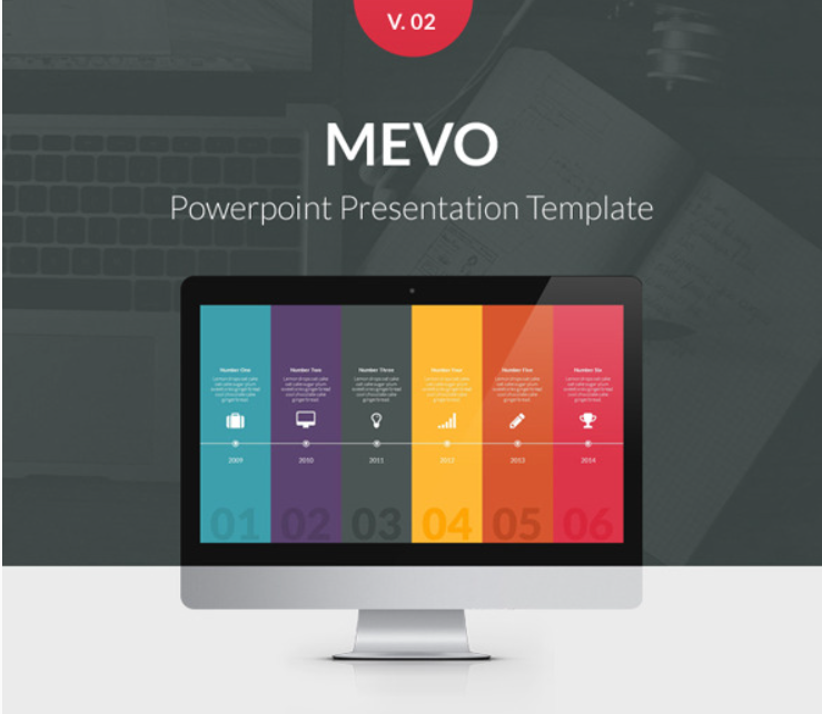 Mevo PowerPoint Template
