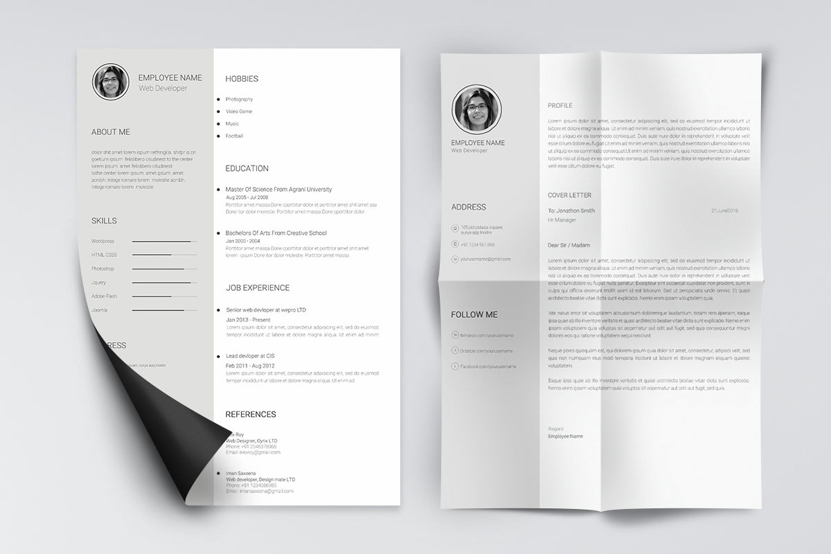 75 Best Free Resume Templates Of 2019,Pretty Light Pink Toe Nail Designs