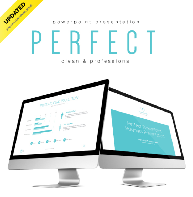 Multipurpose Vol. 10 PowerPoint Template