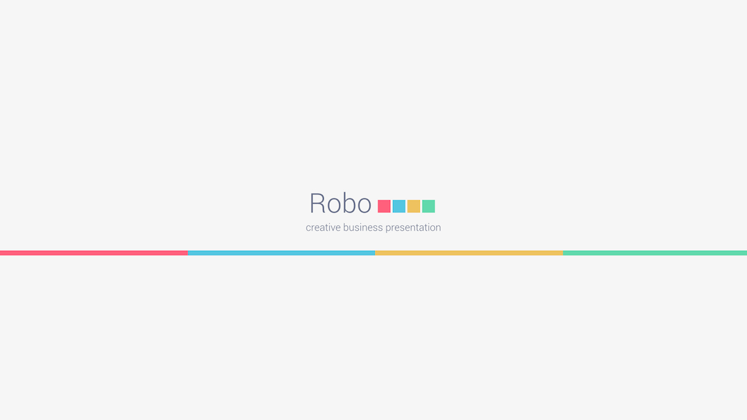 Robo PowerPoint Template
