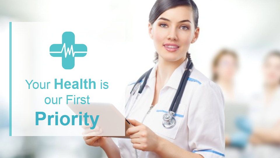 10. Medical and Healthcare 2 PowerPoint Presentation Template